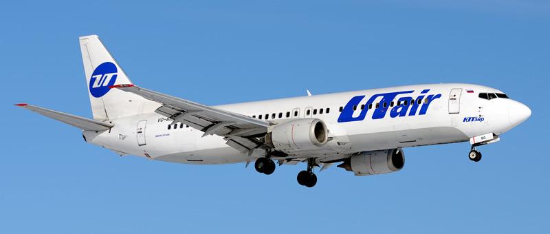 Боинг 737-400 ЮТэйр