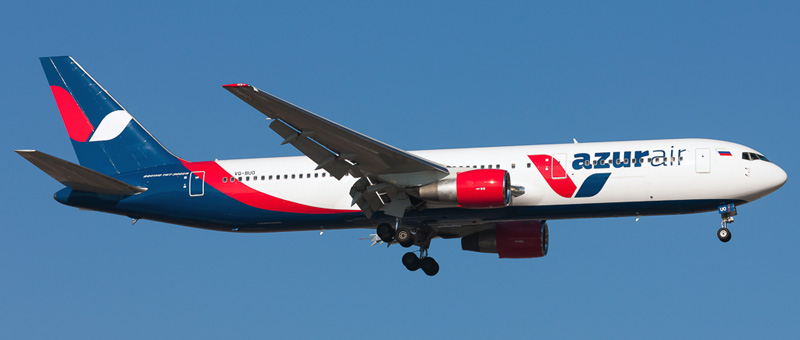Боинг 767 авиакомпании AZUR Air