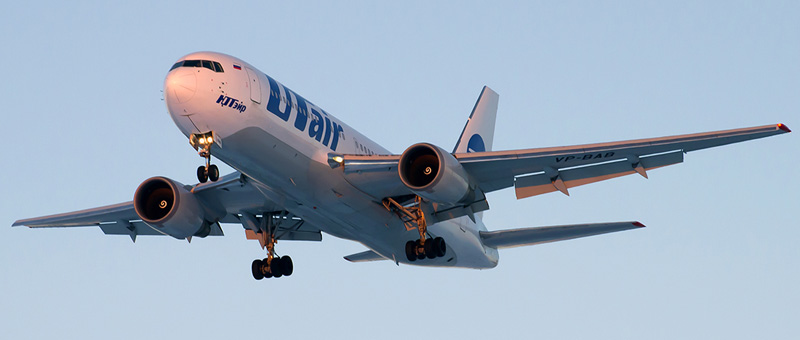 фото Боинг 767-200 ЮТэйр