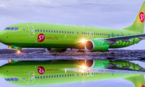 Авиакомпания S7 Airlines (Сибирь)