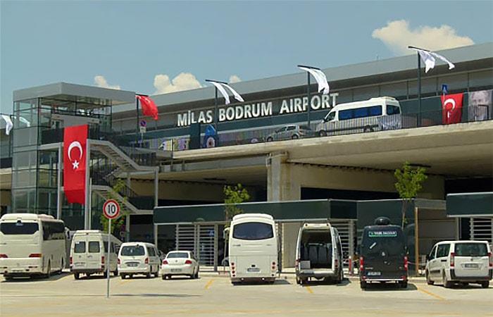 Аэропорт Бодрума