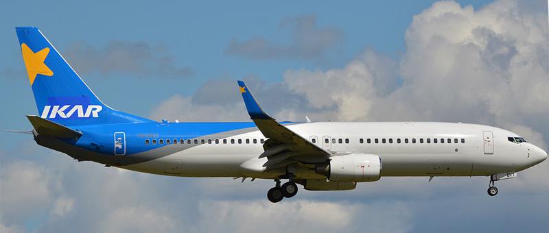 Боинг 737 Пегас Флай фото