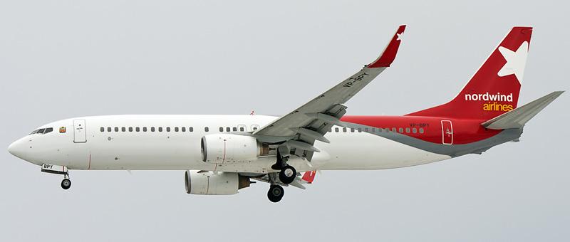 Фото Боинга 737 Северный ветер