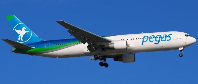 Боинг 767 Пегас Флай фото