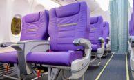 Классы обслуживания в авиакомпании S7 — повышение, маркировка билетов