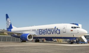 Авиакомпания Белавиа (Belavia)