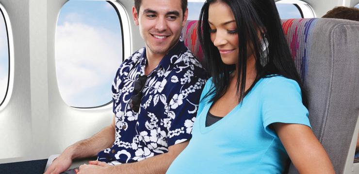 Перелет беременных в авиакомпании S7