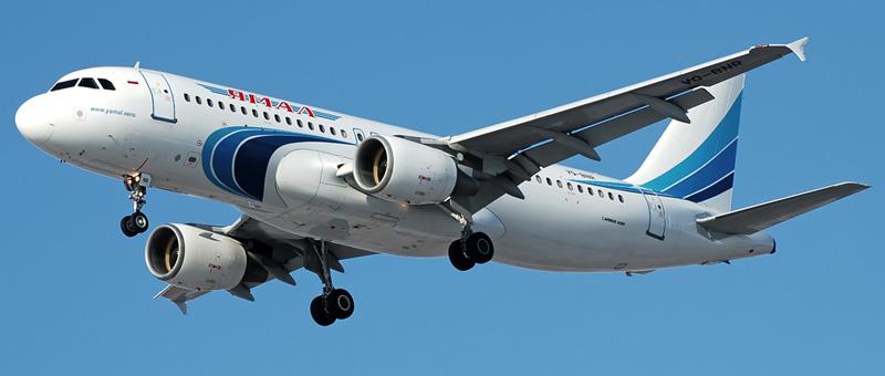 Airbus-A320-214-Yamal