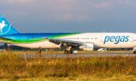 Рейсы авиакомпании Пегас Флай с вылетом из Красноярска