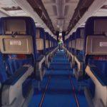 Схема салона и лучшие места в самолетах Нордавиа