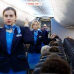 Салон самолетов авиакомпании Победа — фото, особенности выбора места