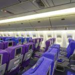 Схема салонов самолетов авиакомпании Россия
