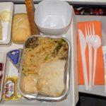 Какой едой кормят пассажиров Аэрофлота?