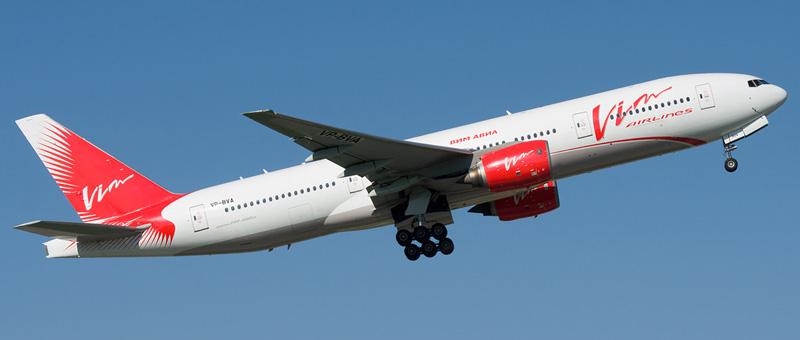 фото Боинг 777-200 вим авиа