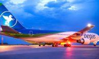 Самолеты Пегас Флай — особенности парка, возраст, расположение мест