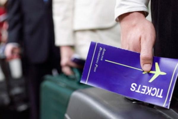 покупка билета на самолет