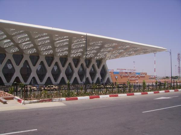 Марракеш аэропорт