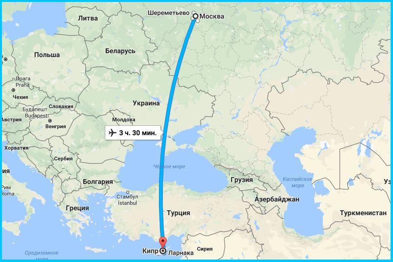 Солнечный кипр – одно из прекраснейших туристических направлений.