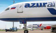 Самолеты АЗУР эйр — возраст, схема салона, фото