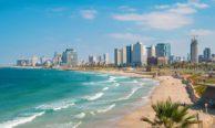 Время перелета в Израиль из Москвы и Минска