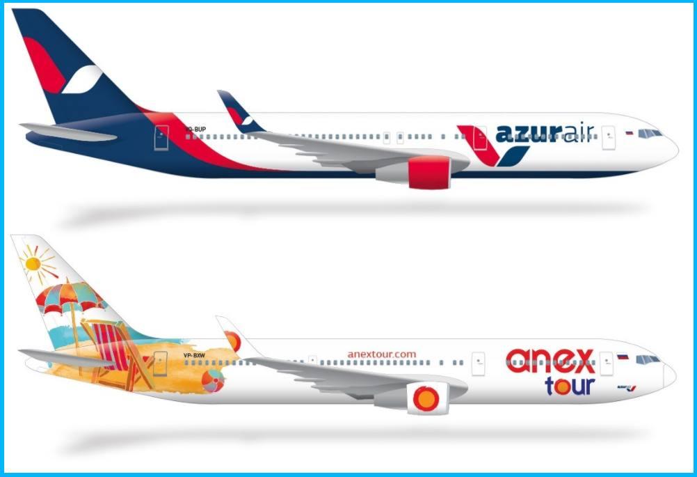 фото Boeing 767-300