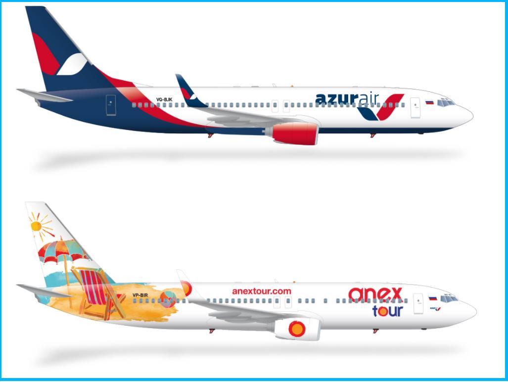 фото боинга Б-737-800
