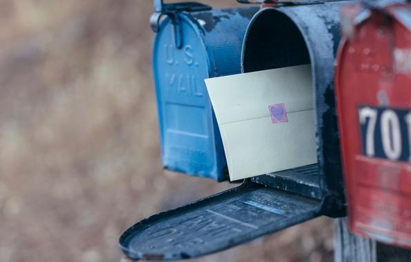 письмо на почтовый ящик