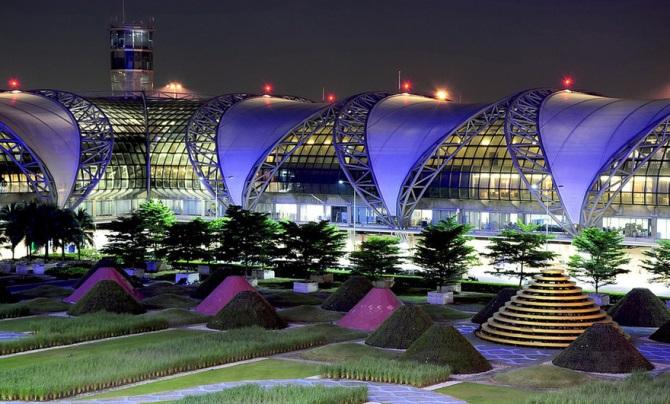 тайланд аэропорт
