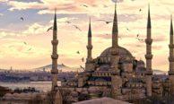 Время перелета в Стамбул — из Москвы, Сочи и Одессы