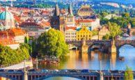 Сколько и как лететь из Москвы в Прагу?