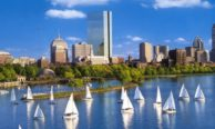 Авиабилеты Москва — Бостон: стоимость, сколько лететь
