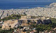 Авиабилеты Москва — Афины: цена, время перелета, как недорого купить
