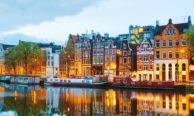 Авиабилеты Москва — Амстердам: цены, как добраться и купить дешево