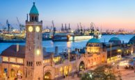 Авиабилеты Москва  — Гамбург: цена, время перелета, как сэкономить