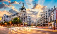 Авиабилеты Москва — Мадрид: цены, время перелета, как купить дешево