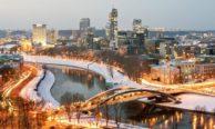 Авиабилеты Москва — Вильнюс: цена, время перелета, как купить дешево