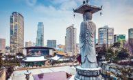 Авиабилеты Москва — Корея: цена, как найти билеты