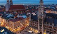 Авиабилеты Москва — Мюнхен: цена туда и обратно, как добраться