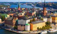 Авиабилеты Москва — Стокгольм: цена, как добраться, время в пути
