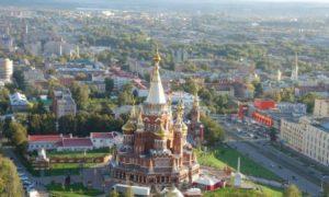 Авиабилеты Москва — Ижевск: расписание, цены, как добраться